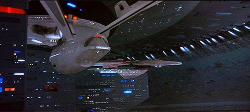 Star Trek 3, 1