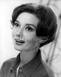 Audrey Hepburn by Michael Ochs Archives, copyright Getty Images