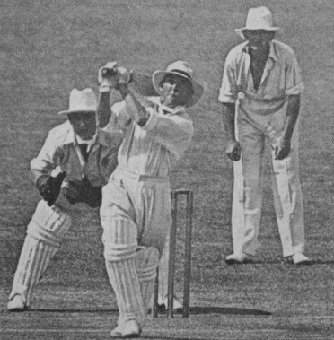cricket history The sport of cricket is a popular game played with a bat, a ball, and wickets on a cricket field two teams with 11 players each take turns batting and playing the field the batting team attempts to hit the ball from a 22-yard rectangular pitch located in the center of the field the objective is .
